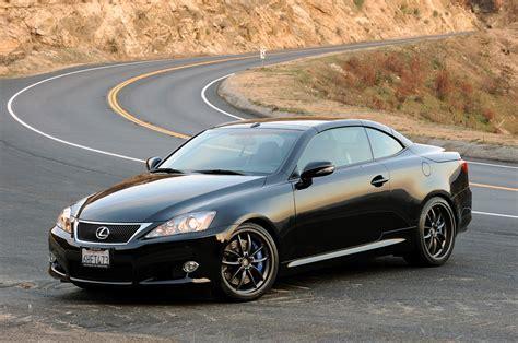 Review: 2010 Lexus Is 350c F-sport Photo Gallery