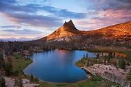Upper Cathedral Lake Yosemite