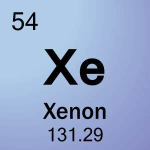 Xenon - Science Notes and Projects