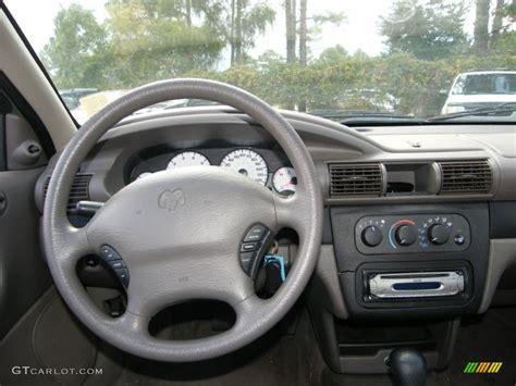 car engine repair manual 2003 dodge stratus navigation system 2003 dodge stratus se sedan dark slate gray dashboard photo 39145410 gtcarlot com
