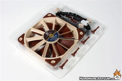 noctua rubber fan mounts noctua nf f12 focused flow fan review fan layout and