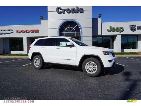 jeep laredo white 2018 jeep grand cherokee laredo in bright white 192975