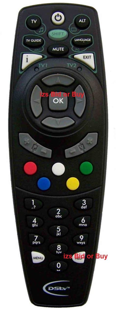 bid buy satellite tv splitters switches dstv remote
