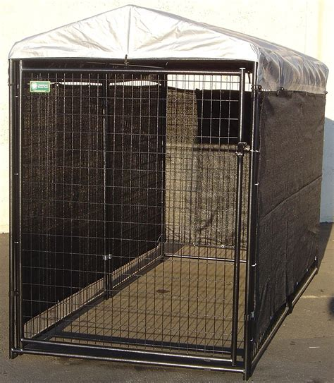 outdoor kennel large kennel windscreen shade kit outdoor weather