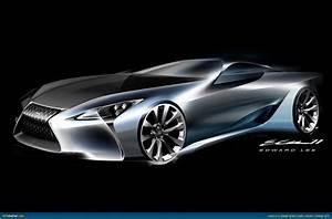 Lexus Lc Sport : detroit 2012 lexus lf lc concept ~ Gottalentnigeria.com Avis de Voitures