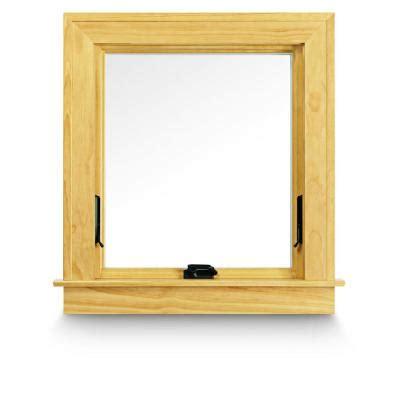andersen installed wood awning windows hsinstandwas  home depot