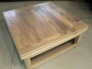 large square reclaimed wood coffee table lake and With large square reclaimed wood coffee table