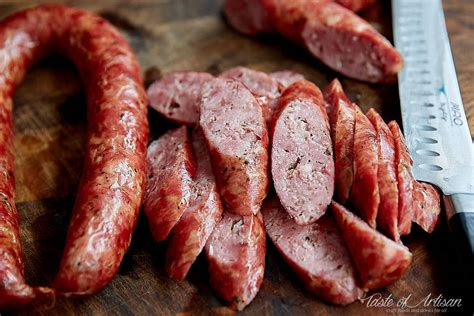 how to make kielbasa traditional polish sausage