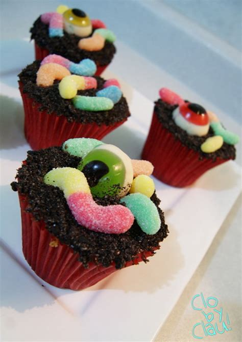 halooween cupcakes spooky halloween cupcake ideas family holiday net guide to family holidays on the internet