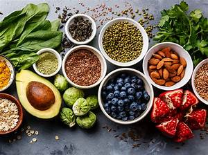Superfoods Or Superhype