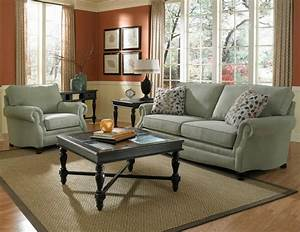 Montgomery collection by broyhill furniture contemporary for Houzz living room furniture
