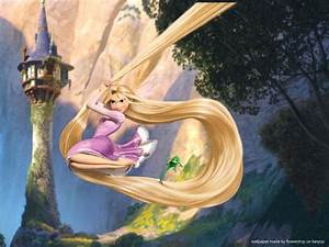 Rapunzel Wallpaper - Disney Princess Wallpaper (28959161 ...