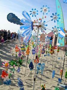 jardins du vent de berck sur mer plasticien recup39 wind With moulin a vent decoration jardin 11 jardins du vent de berck sur mer plasticien recup