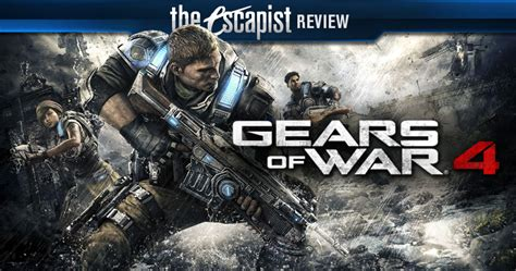 gears of war 4 review microsoft reviews the escapist