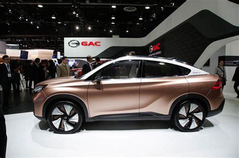 Chinese Brand Gac Plots Us Push By 2020 Autocar