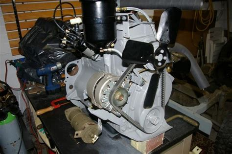 Willy Jeep Alternator Regulator Wiring by Wide Alternator Pulley The Cj2a Page Forums
