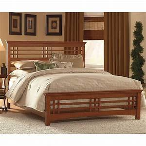 Avery Wood Bed Frame In Beds And Headboards