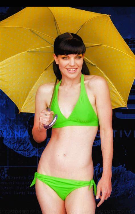 pauley perrette  twitter  missed bikiniday