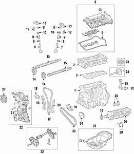 Mazda 6 Engine Timing Chain Tensioner  Cx