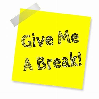 Break Give Reminder Note Shaming Sticker Deal
