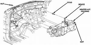 Service Manual  Instruction For A 2008 Dodge Dakota Heater