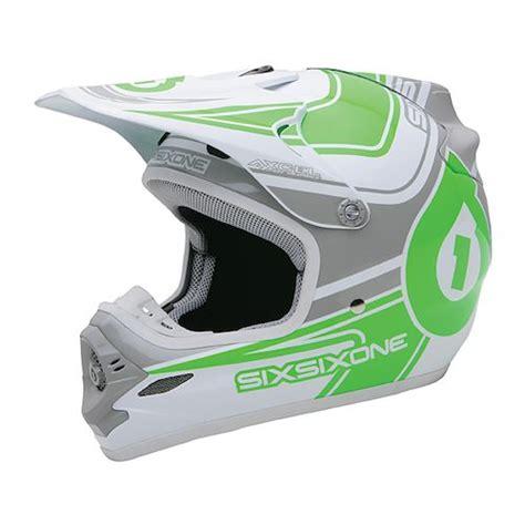 sixsixone motocross helmet sixsixone flight ii hybrid helmet revzilla