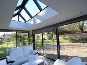 surface habitable d une maison 10 veranda moderne With surface d une maison
