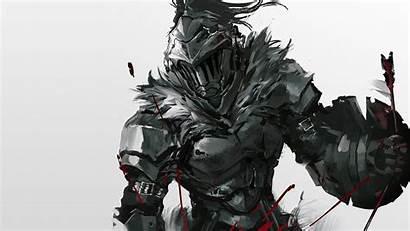 Goblin Slayer Anime Armor 4k Background Wallpapers