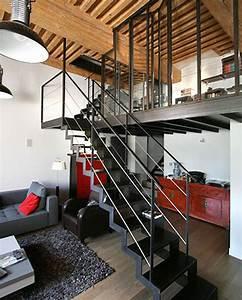 Fabriquer Une Mezzanine Soi Même : fabriquer une mezzanine construire une mezzanine ou un ~ Premium-room.com Idées de Décoration