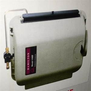 Whole House Hamilton Home Products Furnace Humidifier