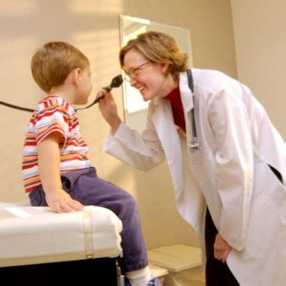 Toddler Eyes - What Happens at the Eye Doctor