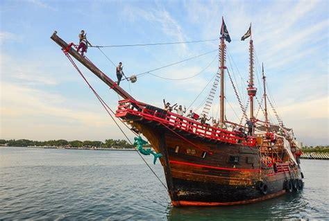 Barco Pirata Nuevo Vallarta by Zip Line Puerto Vallarta Canopy River Tours Paseos Y