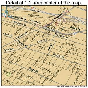 Utica New York Street Map