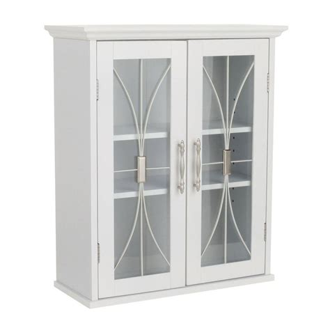 home storage cabinets with doors elegant home fashions victorian 20 1 2 in w x 24 in h x