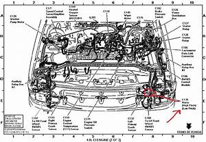 2002 Ford Explorer Horn Fuse Location