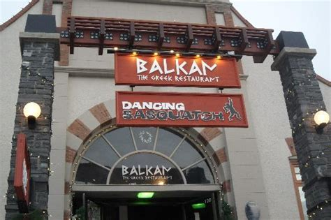 cuisine des balkans gyros picture of balkan restaurant banff tripadvisor
