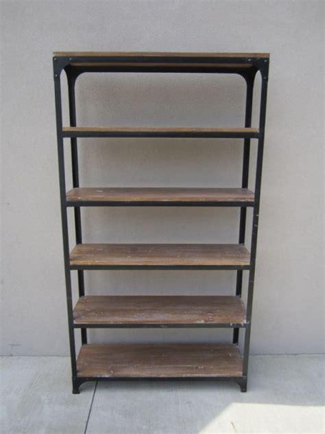 iron and wood bookcase iron and wood bookcase nadeau little rock