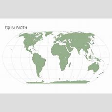New World Map Is A More Accurate Earth And Shows Africa's Full Size  New Scientist