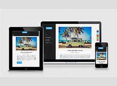 Contoh Tampilan Desain Blog Modern & Trendy Blog Romeltea