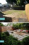 diy makeover backyard landscaping project Before and After: 5 Inspiring Porch and Patio Makeovers