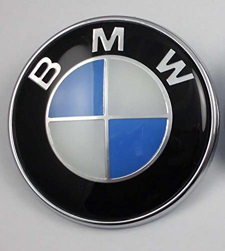 Bmw Logo Replacement by Bmw Emblem Logo Replacement For Trunk 82mm For All