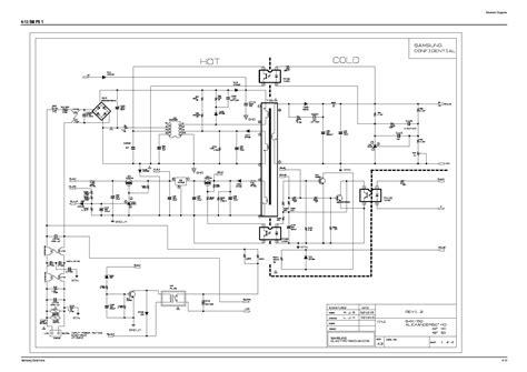 samsung bn96 01217a b4k 50 42 50 inverter power supply service manual