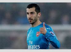 Arsenal Player Ratings How did Mkhitaryan, Lacazette and