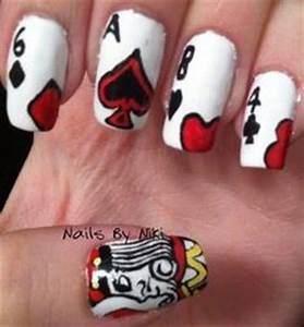 1000+ images about Poker Nails on Pinterest | Poker, Vegas ...