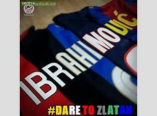 DARE TO Zlatan Ibrahimovic Troll Football