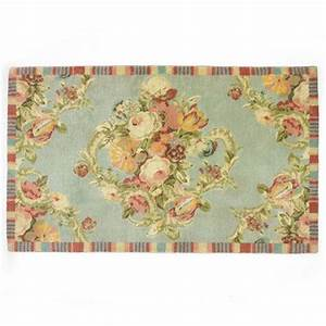 Waverly Spring Bling Accent Rug #home #decorations #
