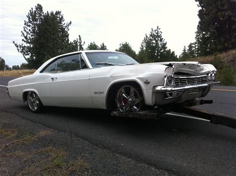 build thread nicks  impala super sport