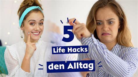 hacks alltag 5 hacks f 252 r den alltag i snukieful