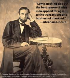 Abraham Lincoln Famous Quotes About Slavery