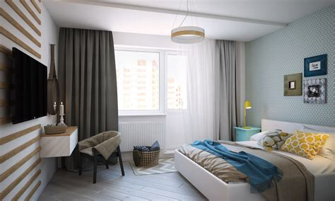 artsy bedroom interior design ideas